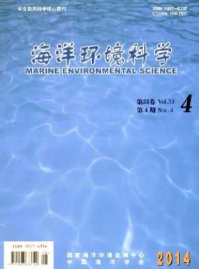 《海洋环境科学》海洋科技杂志投稿邮箱
